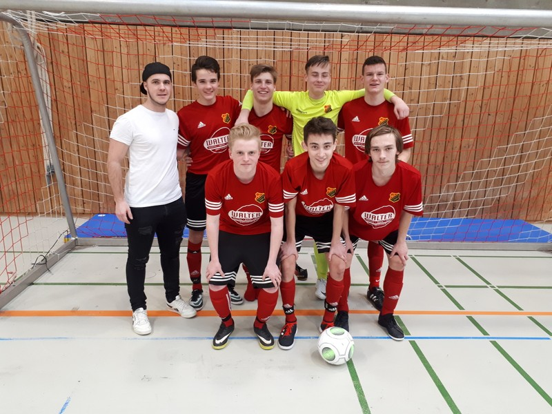 Sv Westerheim B Junioren Gewinnen Turnier In Der Kuchener Ankenhalle